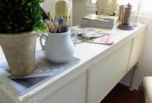 My office / by Robyn Barth