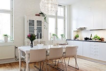 H Dining Area / by Carol Mo