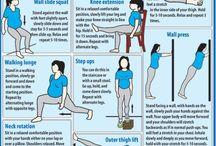 Prenatal, Postpartum and Pregnancy Health/Fitness / by Women's HealthcareTopics