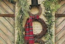 Christmas Decor / by Amy Bailey