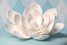 Gumpaste Lotus / by CaljavaOnline.com