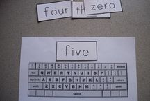 Writing/Spelling / by Renee Gardener