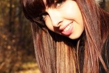 hair i <3 / by Ivy Van Dusseldorp