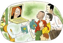 Library technology / by Lisa Starbuck