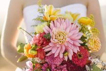 Bouquets / by Ashley Alphin ( C & A Event Planning )