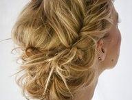 hair. hair. hair. / by Brenna Hayes