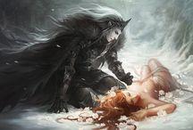 Mythology / by Gabrielle Bisset