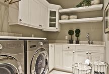 laundry room/mud room / by Corcovado