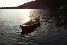 The lake Garda / by Boutique Hotel Villa Sostaga