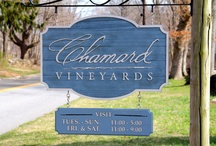 Chamard Vineyards / Chamard Vineyards located in Clinton, CT / by Connecticut Food & Wine