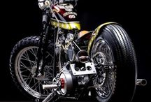 Motorcycles / by Travis Davis