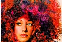 : Curls Curls Curls :  / by Helen Mesfin