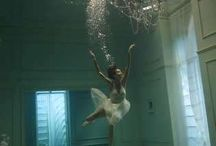 Submerged / My favourite art - underwater / by Toni Brockliss