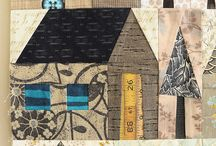paper piecing / by Margy Merle