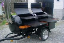 Smokers &grills / by Walter Rice