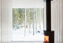 Fireplaces / by Nordic House