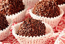 Truffles and no-bake sweets / by Kristi Hamilton
