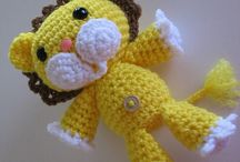 AMIGURUMI / by Shirley Thompson