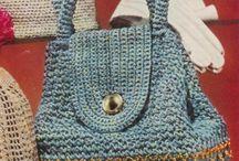 Crochet accesorios / by Sandra Mialma