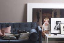 Living - sala de estar / by Elisa Mendel
