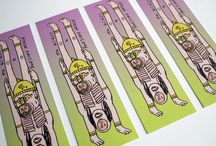 Awesome Bookmarks! / We've just started printing awesome bookmarks and we think that you should check these awesome pics out!  / by Awesome Merchandise