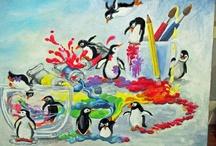My paintings / by Soozie Lowry