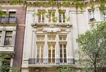 Living In A Brownstone  / by Sue Combs