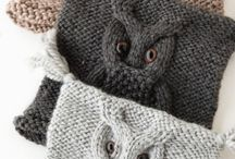 Knitting & Crochet / knitting/crochet projects and ideas / by Tracey
