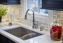 Kitchen remodel Ideas / by Danielle Gentille