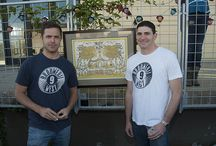 """""""Brewing"""" at CRAFTED / Brouwerij West Joins the Market Spring 2015 / by CRAFTED at the Port of Los Angeles"""