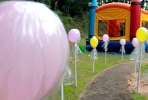 toddler birthday party ideas / by Monique Wiltshire