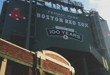 Fenway Park / My daughter is a Tour Guide at Fenway Park.  She loves Boston and the busy lifestyle.   / by Paula Reddix