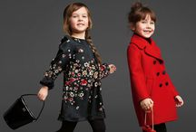 Kid Fashion / by Vera Sweeney (Ladyandtheblog.com)