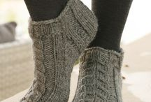 Crochet / knit FEET / by Marie Sacco