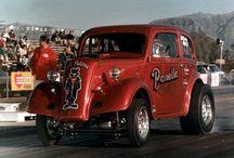 Vintage Drag Racing / by Bill Jarrett