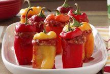 Recipes / by Debbie Bletl