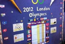 Olympics / by Kim Hazelwood