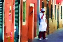 Italy  / by Marilyn Sholin Fine Art
