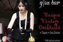 The Glaz Bar - Bangkok Chic and Comospolitan / www.plazaatheneebangkok.com/theglazbar / by PLAZA ATHENEE BANGKOK A ROYAL MERIDIEN