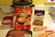 Crockpot / by Danielle Gehring
