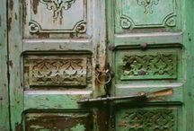 a door I adore / by Stefani