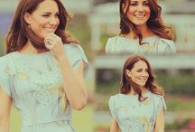 The Duchess of Cambridge / by thecleanhippie:)