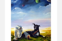 For the <3 of Star Wars / by Dawn Crawford