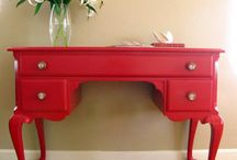 furniture / by Linda Bynum