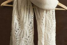 Mine Knitting / Interesting knitting stitches and projects / by June Schwierjohn