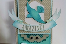 Crafts, scrapbook, cards / by Adriana Pardo