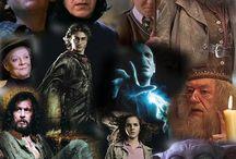 Harry Potter / by Ralphie Winston