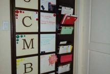 organization ideas / by Kristen Bounds