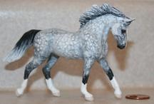 Model Horses / Custom model horses and tutorials. / by Kylie