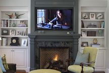 fireplaces / by Christy Reynolds